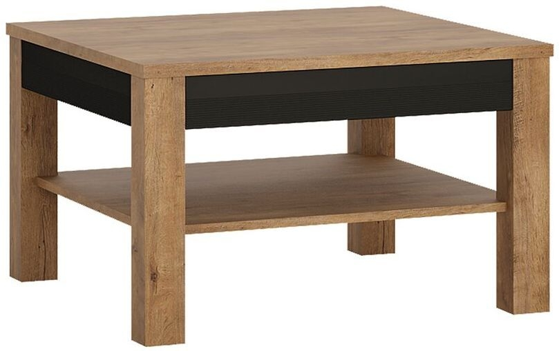 Havana Coffee Table - Oak and Black