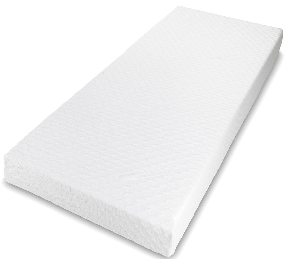 Holiday Kids World Memory Foam Mattress with Zipped Washable Cover