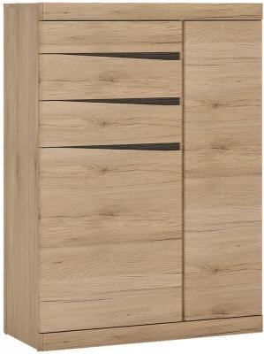 Kensington Oak Cabinet