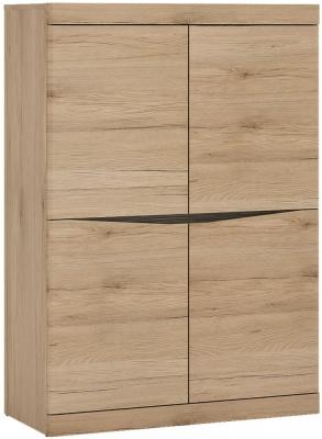 Kensington Oak Tall Cabinet