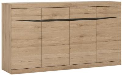 Kensington Oak Large Sideboard
