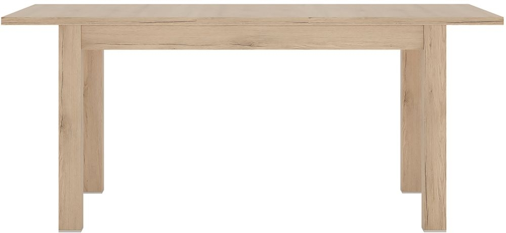 Kensington Oak Dining Table - Extending