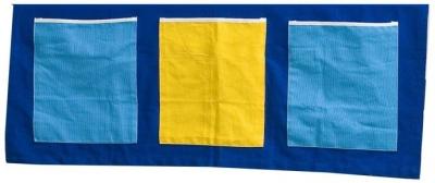 Kids World Blue Pocket