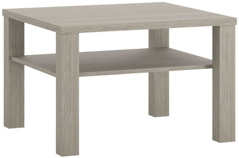 Madras Coffee Table - Champagne Melamine