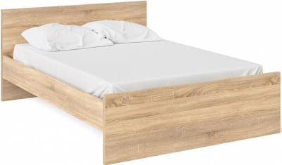 Naia Oak Bed