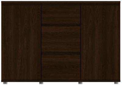 Nova Dark Walnut Sideboard