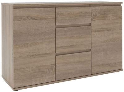 Nova Truffle Oak Sideboard