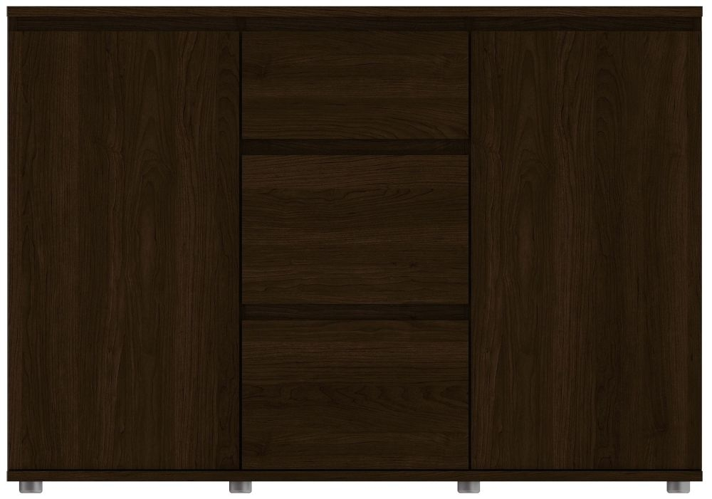 Nova Dark Walnut Sideboard
