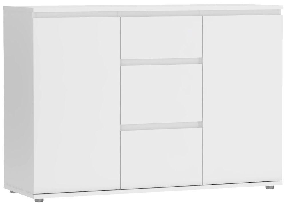 Nova White Sideboard