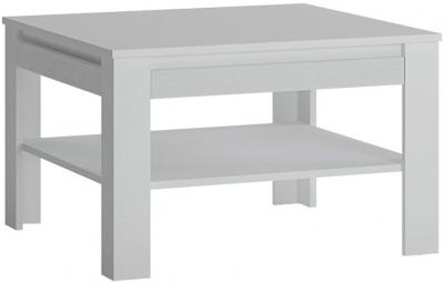 Novi Alpine White Coffee Table