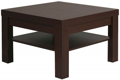 Pello Dark Mahogany Coffee Table