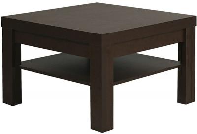 Pello Dark Mahogany Coffee Table - Small
