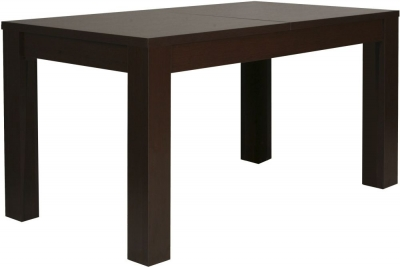 Pello Dark Mahogany Dining Table - Extending