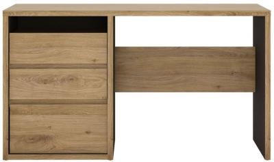 Shetland Oak Desk