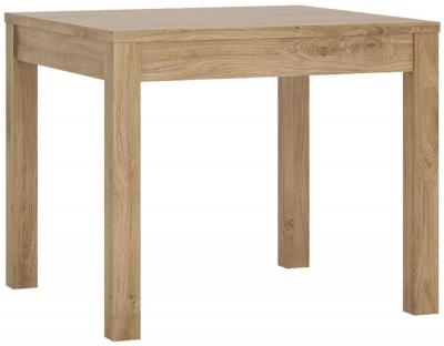 Shetland Oak Extending Dining Table