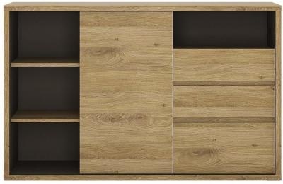 Shetland Sideboard - 1 Door 3 Drawer