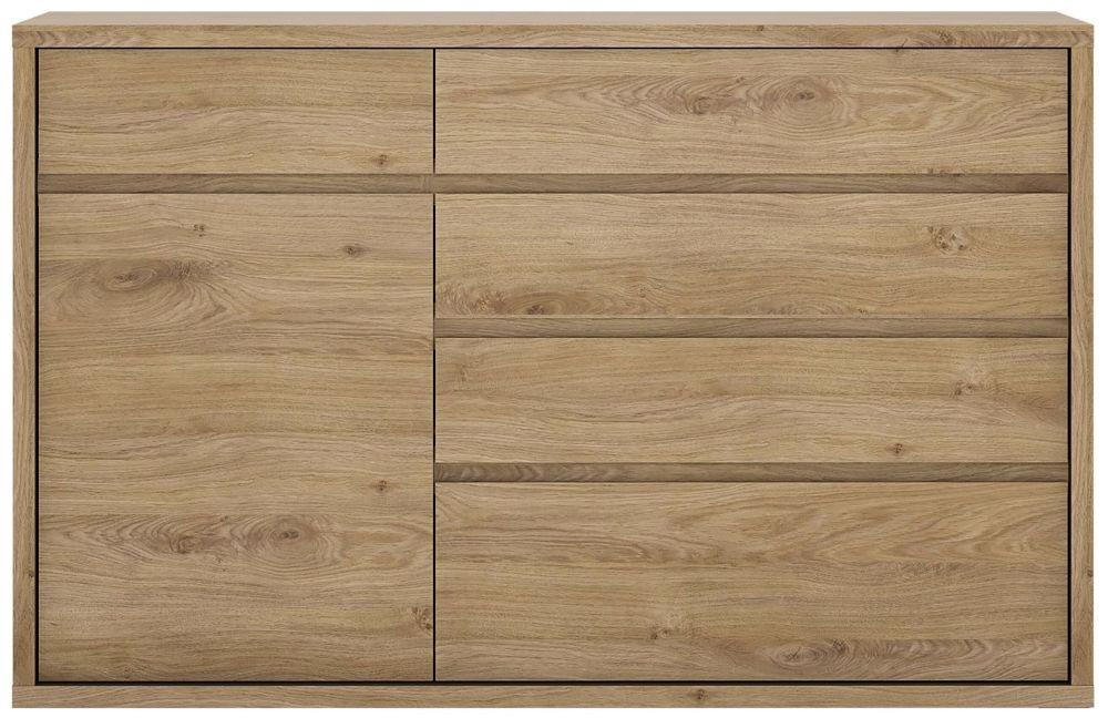 Shetland Oak Cupboard