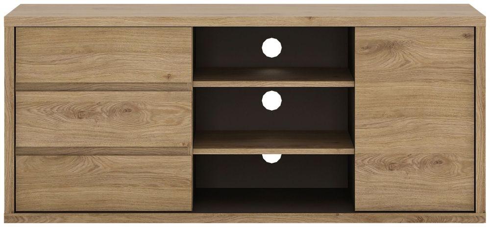 Fine Shetland Oak Tv Cabinet Download Free Architecture Designs Grimeyleaguecom