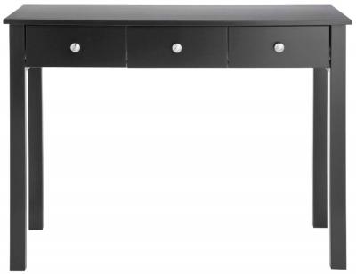 Wilton Black Dressing Table