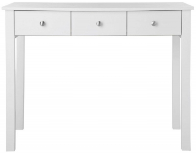 Wilton White Dressing Table