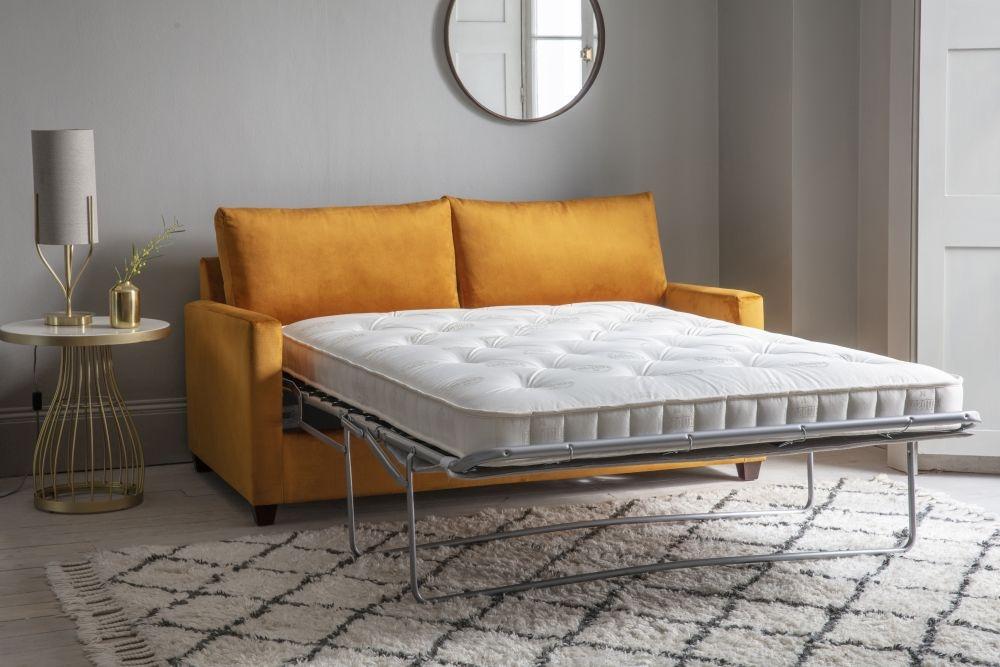 Bed 140 Cm.Gallery Bradstock 140cm Fabric Sofa Bed