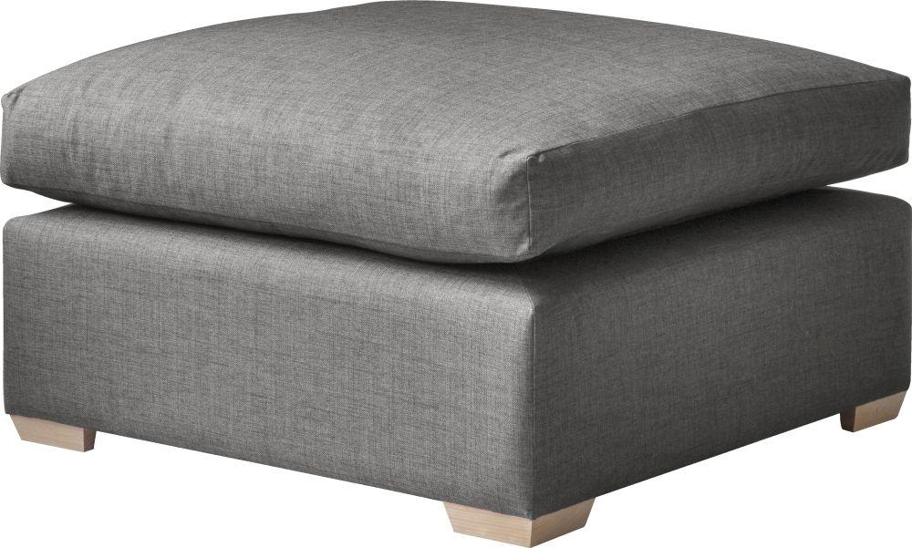 Gallery Crofton Fabric Footstool