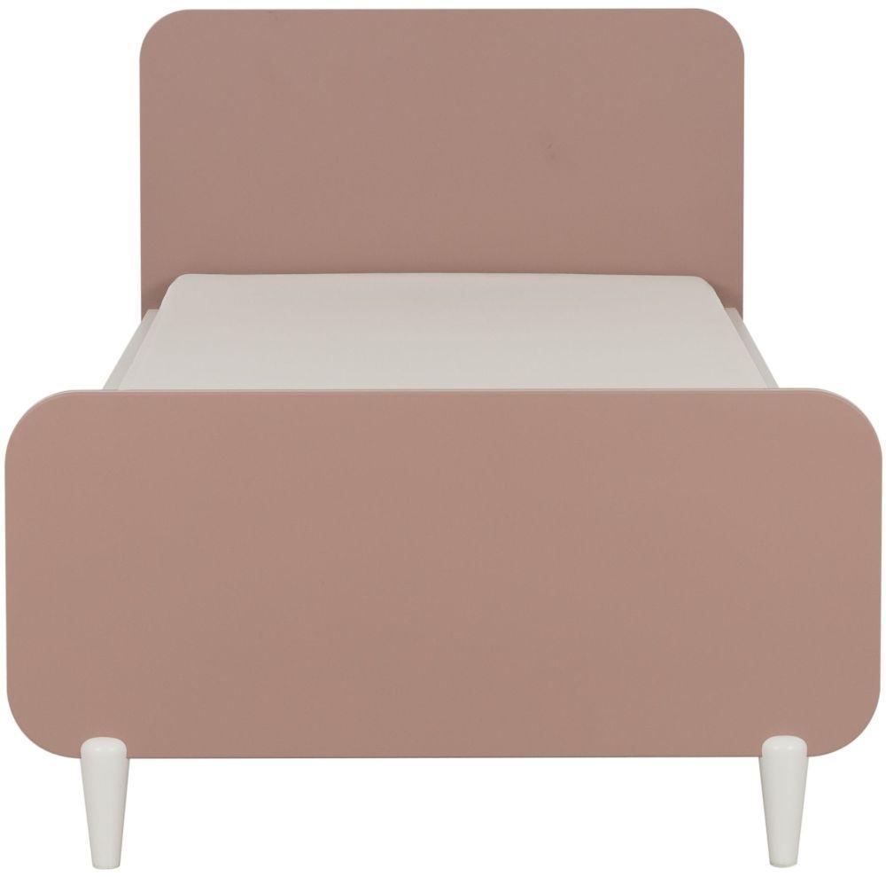 Gami April Amber Pink Bed
