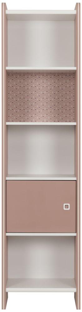 Gami April Amber Pink Bookcase