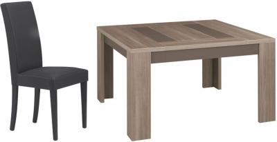 Shop wooden dining set online well designed wooden dining set for All black dining room set