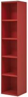 Gami Babel Red Bookcase