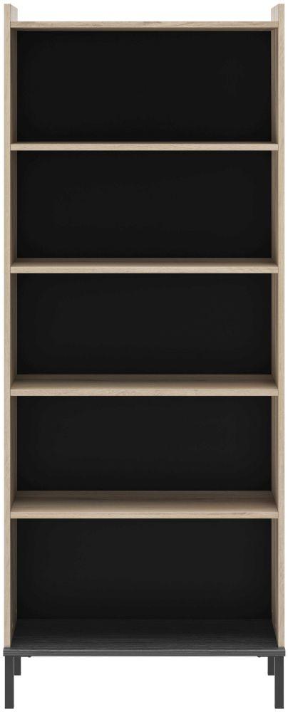 Gami Castel Light Oak Bookcase