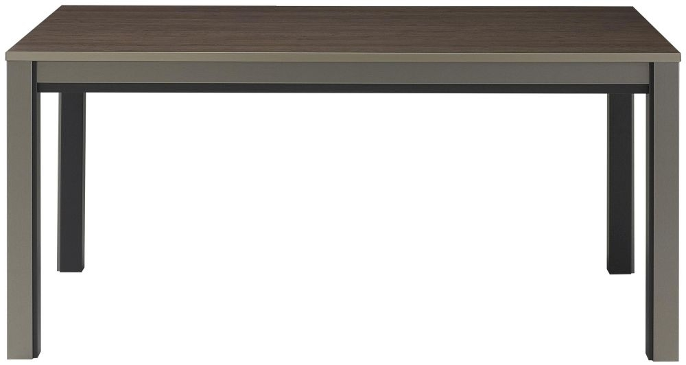 Gami Chester Copper Ash Dining Table - Rectangular