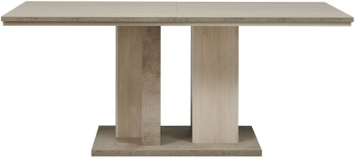 Gami Colima Dining Table - Rectangular Extending