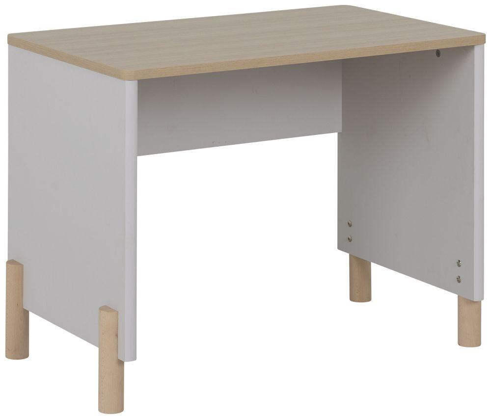 Gami Eliott Sanded Light Grey Desk