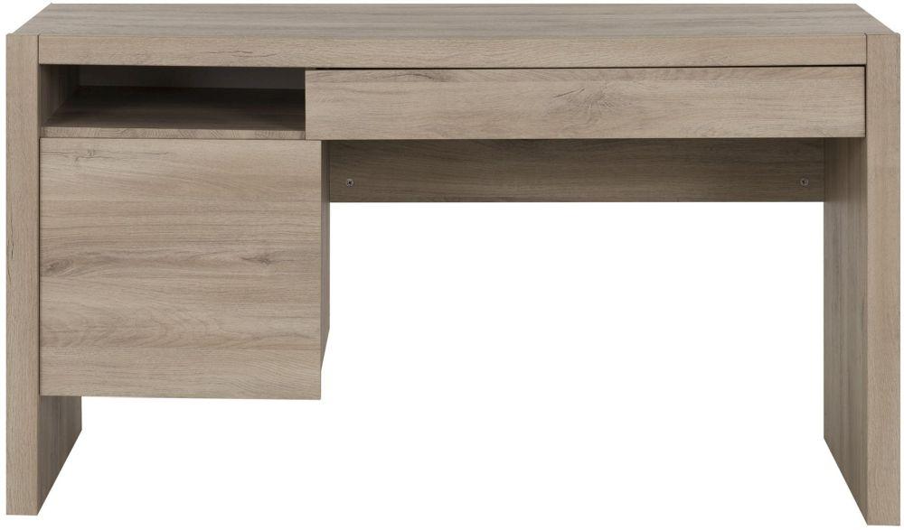 Gami Ethan Light Oak Desk