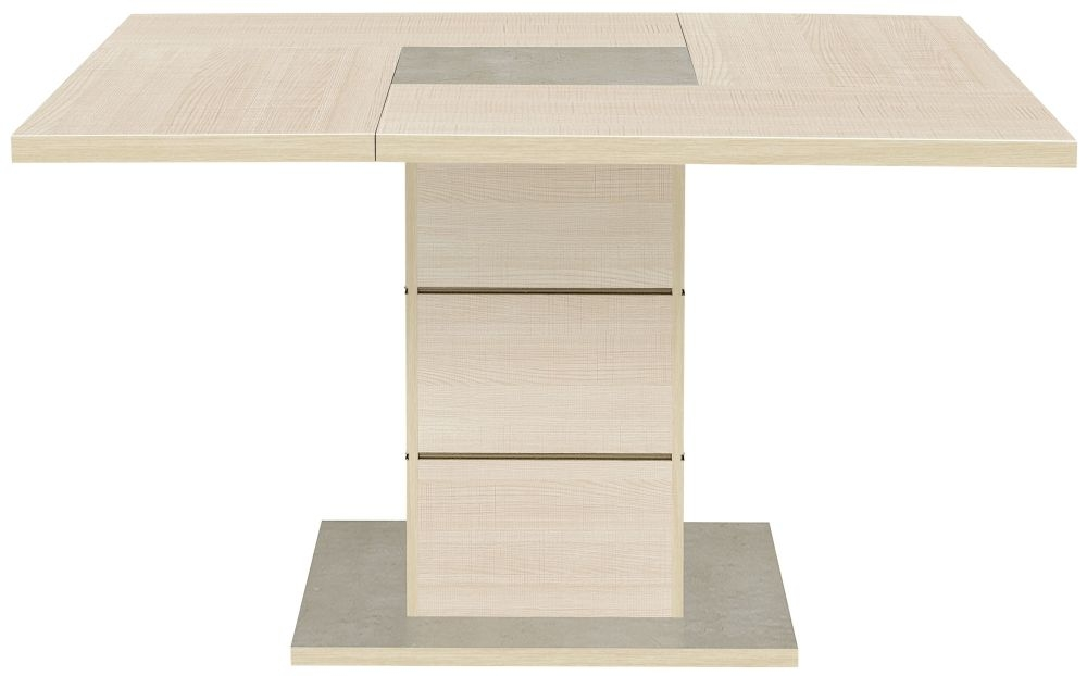 Gami Hanna Bleached Ash Dining Table - Square