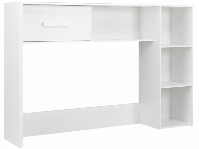 Gami Jeko White Desk