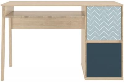 Gami Larvik Blond Oak Desk