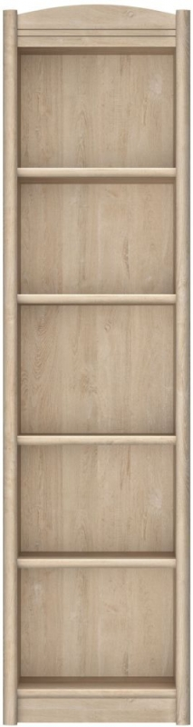 Gami Montana Blond Oak Bookcase