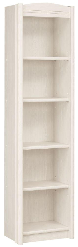 Gami Montana Whitewashed Ash Bookcase
