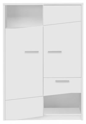 Gami Palace White Storage Unit