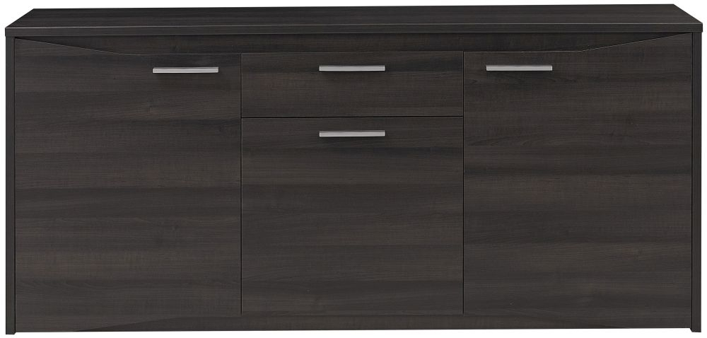 Gami Palace Plum Sideboard - 3 Door 1 Drawer