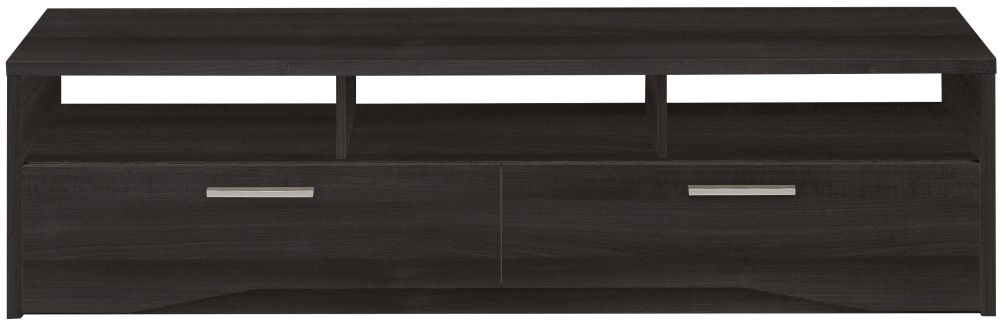 Gami Palace Plum TV Unit - 2 Drawer