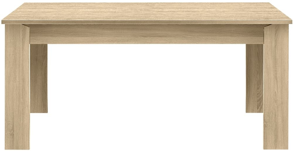 Gami Palace Sonoma Oak Dining Table - Rectangular
