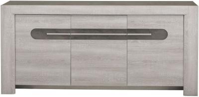 Gami Sandro Ceruse Oak Sideboard