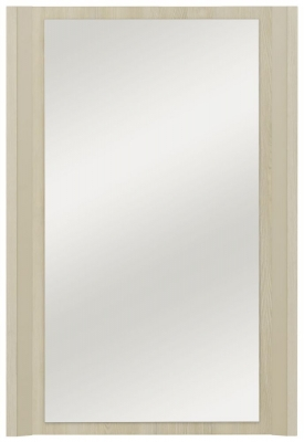 Gami Siena Whitewashed Pine Mirror