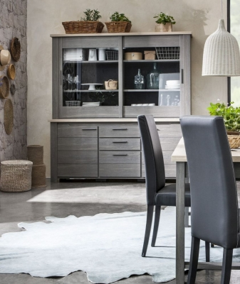 Gami Toscane Baroque Oak Dresser