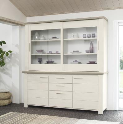 Gami Toscane Bleached Ash Dresser