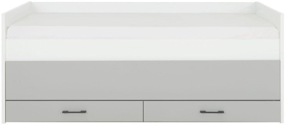 Gami UGO Moon Grey Compact Bed