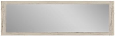 Gami Vermont Whitewashed Helvezia Oak Mirror - 201cm x 63cm